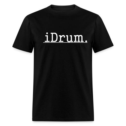 iDrum (lightweight tee) - Men's T-Shirt