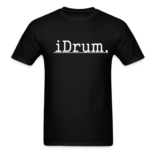 iDrum (lightweight tee) - Men's T-Shirt