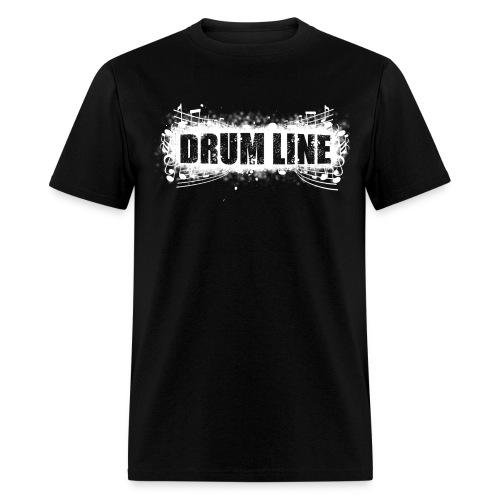 Drum Line 2009 (lightweight tee) - Men's T-Shirt