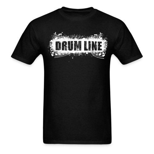 Drum Line 2009 (lightweight tee) - Men's T-Shirt