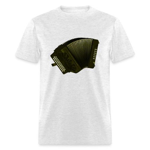 accordian shirt - Men's T-Shirt