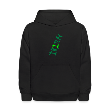 Black Irish Upside Down, 3 Color Sweatshirts