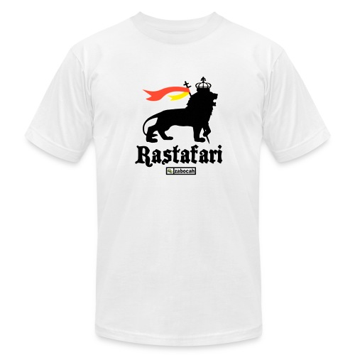 rastafari - white - Men's  Jersey T-Shirt