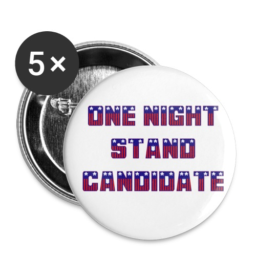 One Night Stand Button - Large Buttons