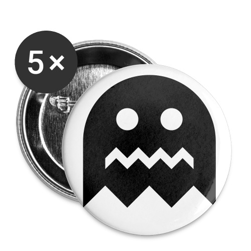 Ry Cy Mini Pin 5 PACK! - Small Buttons