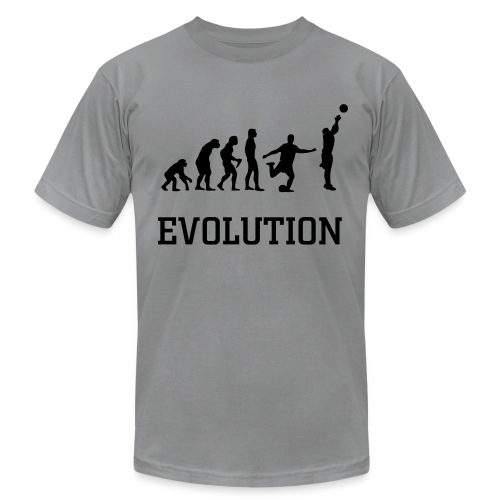 Evolution of Basketball - Men's  Jersey T-Shirt
