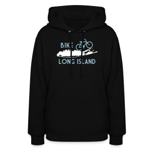 Bike Long Island - Women's Hoodie