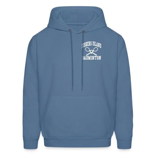 Fishers Island Badminton - Men's Hoodie