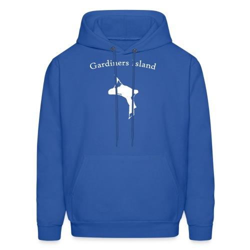 Gardiners Island - Men's Hoodie