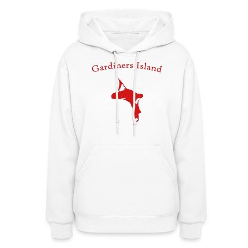 Gardiners Island - Women's Hoodie
