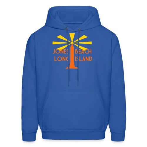 Jones Beach Long Island - Men's Hoodie