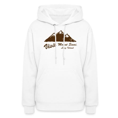 Visit Mt. Sinai - Women's Hoodie