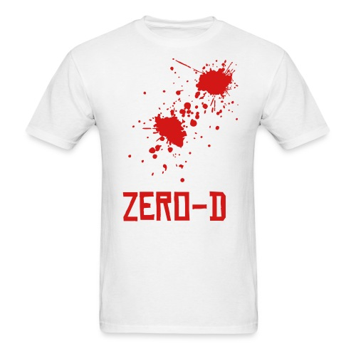 ZD Blood Stains - Men's T-Shirt