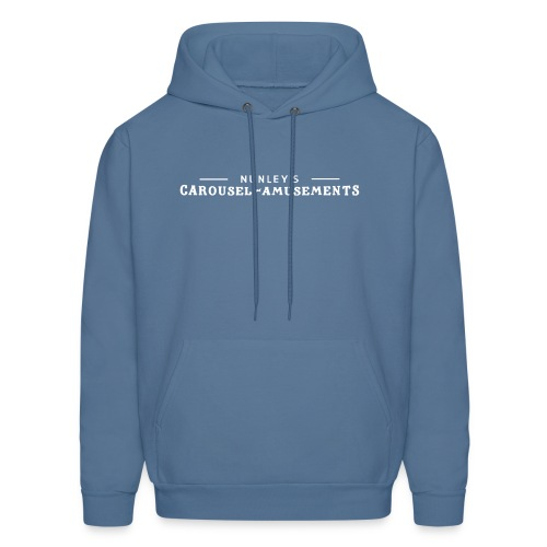 Nunley's Carousel and Amusements - Men's Hoodie