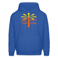 Hoodies ~ Men's Hoodie ~ Robert Moses Beach Long Island
