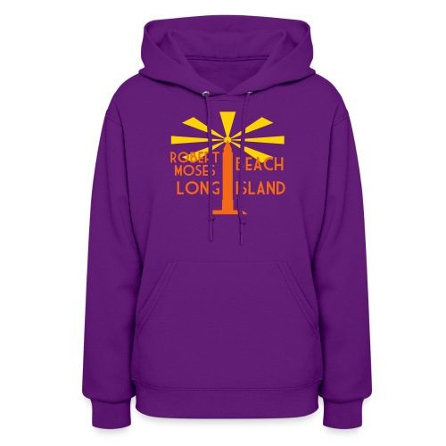 Robert Moses Beach Long Island - Women's Hoodie