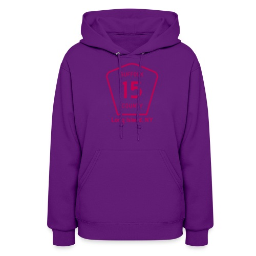 Suffolk County - Women's Hoodie