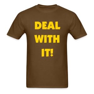 LUL: Deal With It Shirt - Men's T-Shirt