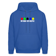 Hoodies ~ Men's Hoodie ~ Article 4203562