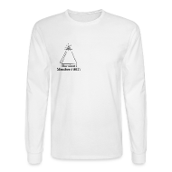 Long Sleeve Shirts ~ Men's Long Sleeve T-Shirt ~ Article 4203677