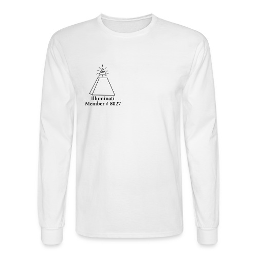 Official Illuminati Member - Men's Long Sleeve T-Shirt
