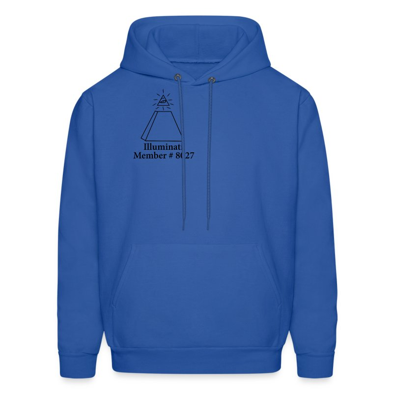 Official Illuminati Member - Men's Hoodie