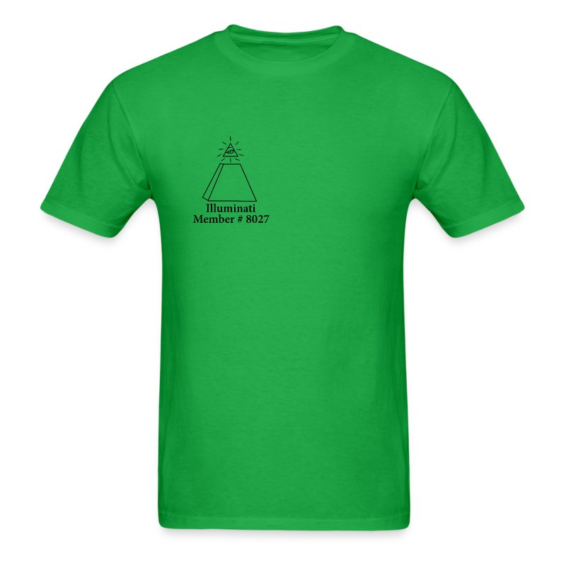 Official Illuminati Member - Men's T-Shirt