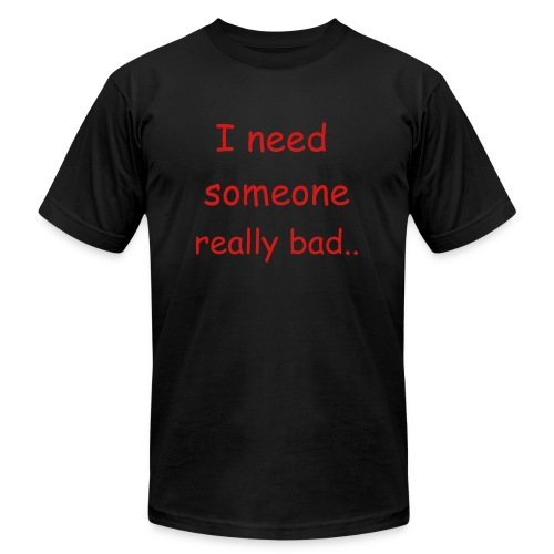 Really bad - Men's Fine Jersey T-Shirt