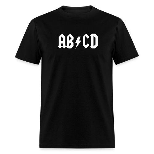 AC/DC Goof- Tee-Shirt - Men's T-Shirt