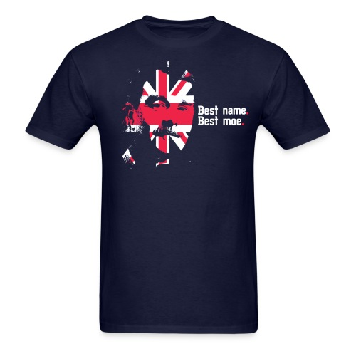Ol Nige - Best name, best moe - Men's T-Shirt