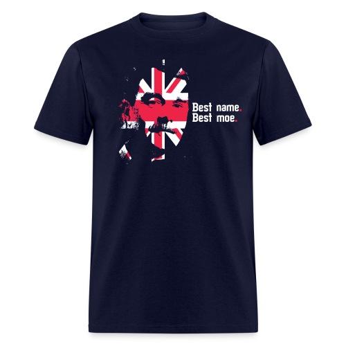 Ol Nige - Best name, best moe - Men's T-Shirt