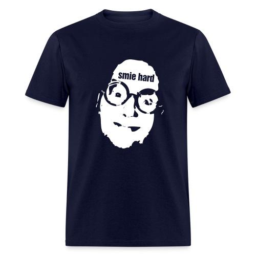 Smie hard - Men's T-Shirt