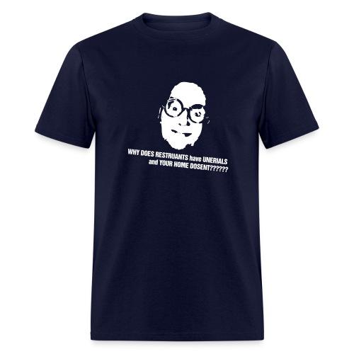 Snyder - Unerials - Men's T-Shirt