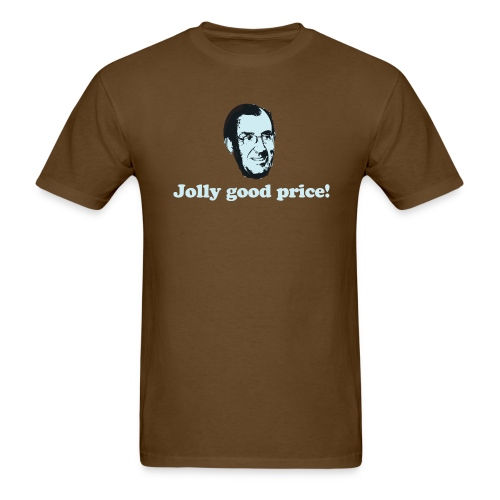 David Hobbs - Jolly good price - Men's T-Shirt