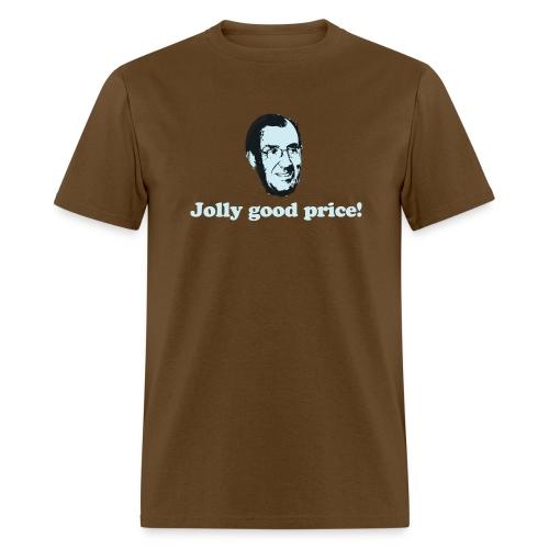David Hobbs - Jolly good price - Men's T-Shirt