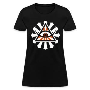 Paniq 2009 T-Shirt (Feminine Orange) - Women's T-Shirt