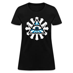 Paniq 2009 T-Shirt (Feminine Blue) - Women's T-Shirt