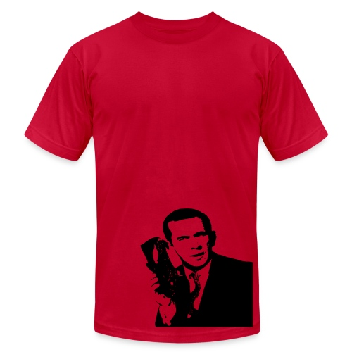 JETS Shoe Phone - Men's Jersey T-Shirt