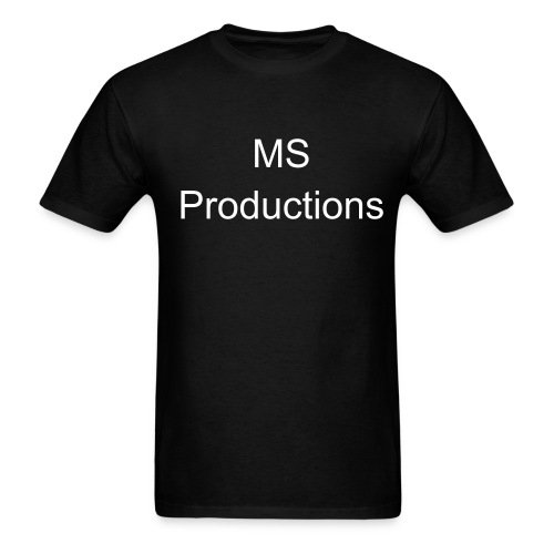 MS Productions T-Shirt(Arial) - Men's T-Shirt