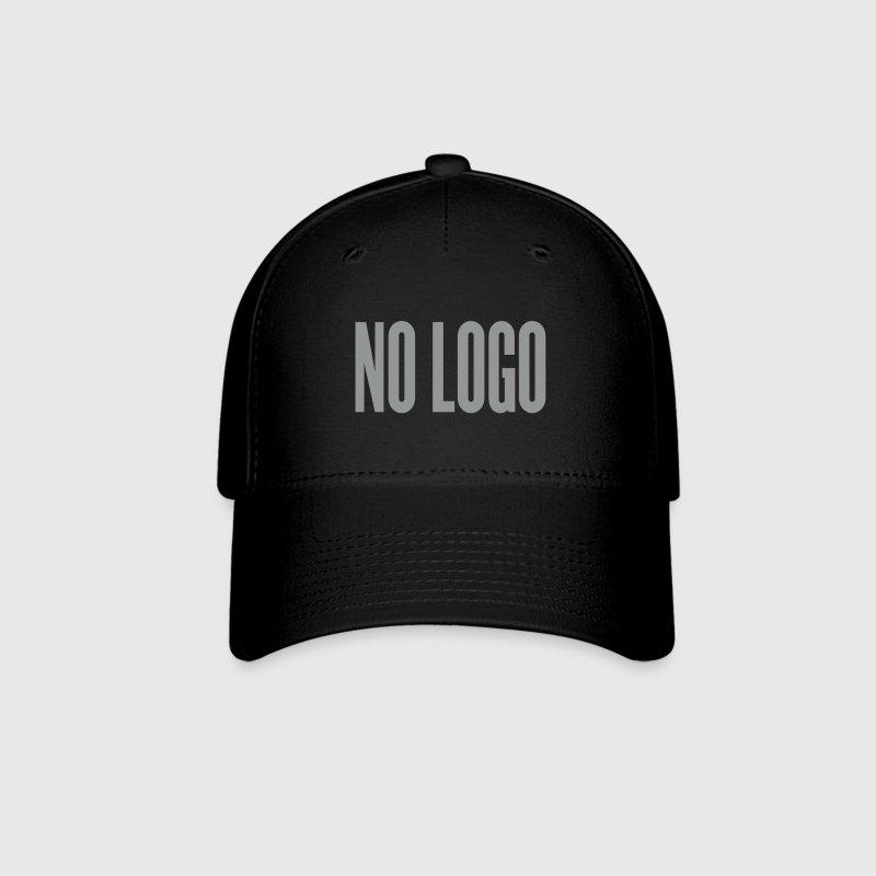 no logo by wam baseball cap spreadshirt