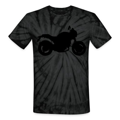 Ducati Monster - Unisex Tie Dye T-Shirt