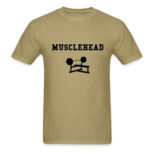 MuscleHead - Men's T-Shirt