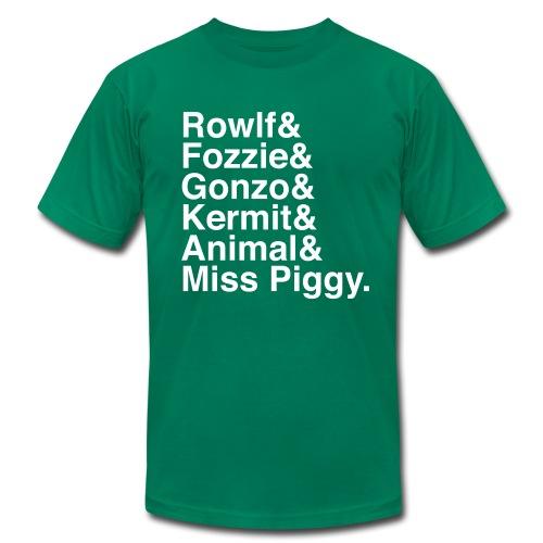 Muppets - Men's Fine Jersey T-Shirt
