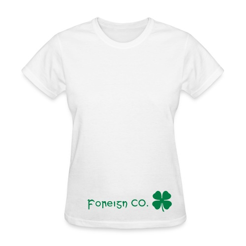 Foreign Co. Patrick's day 3 - Women's T-Shirt