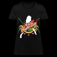 Women's T-Shirts ~ Women's T-Shirt ~ Woman's Nice Tight Ash Shirt