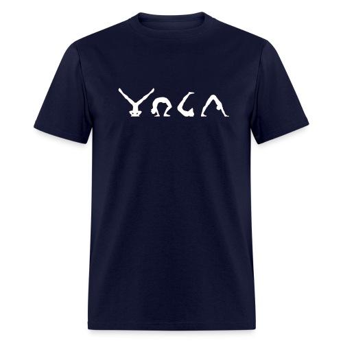 Yoga (Men's) - Men's T-Shirt