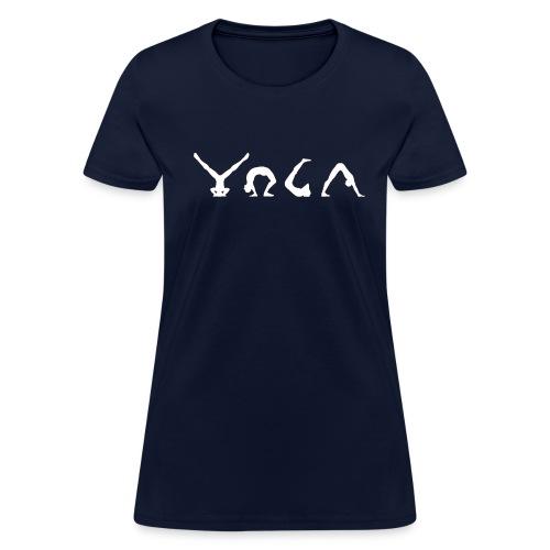 Yoga (Women's) - Women's T-Shirt