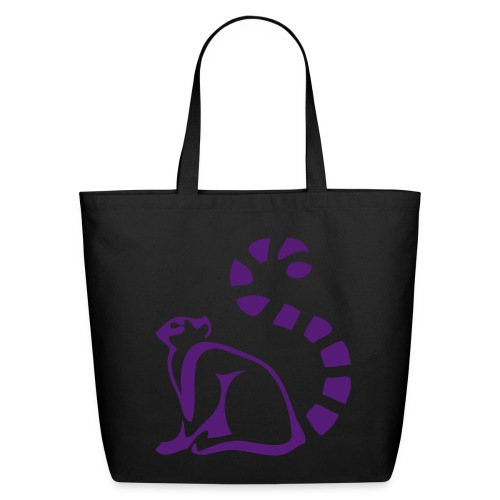 Lemur Tote - Eco-Friendly Cotton Tote