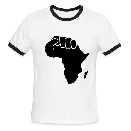 AfroTee - Men's Ringer T-Shirt