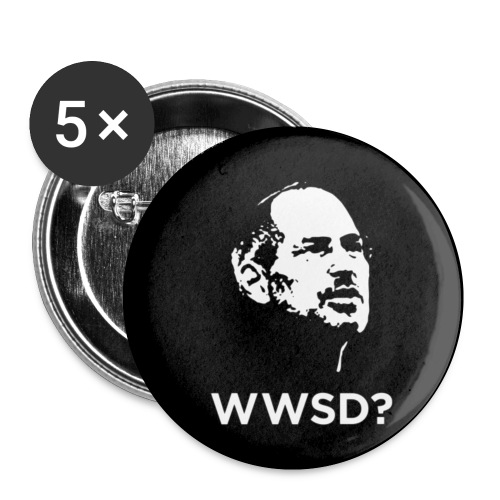WWSD? — Buttons - Small Buttons